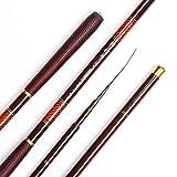 Ablaze Jin Angelrute mit kurzem Abschnitt, sehr leicht, super hart, 2,7 m - 7,2 m, Siehe Abbildung, 2.7 M