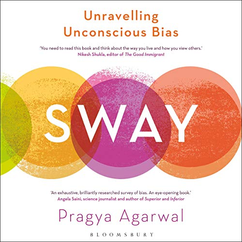 Sway audiobook cover art