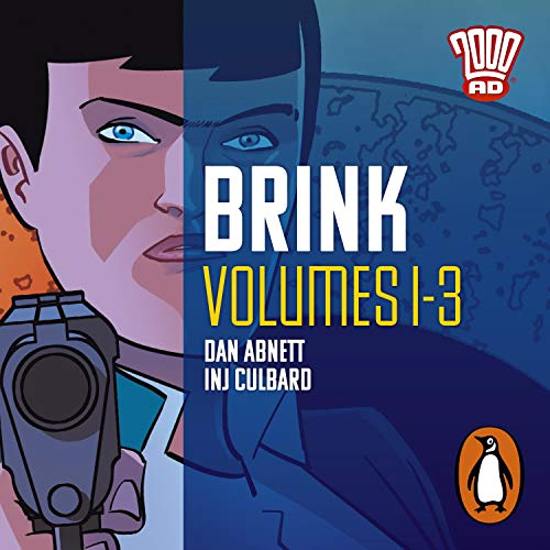 Brink: Volumes 1-3 cover art