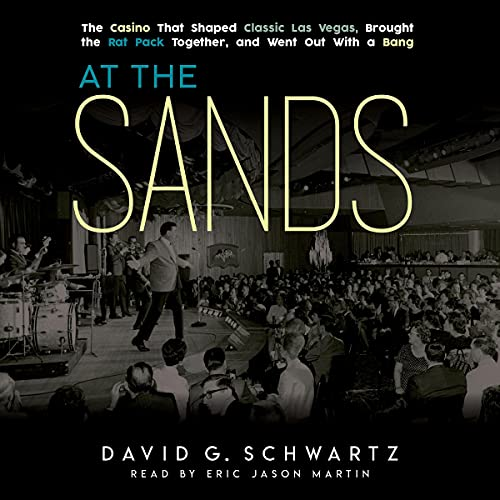 At the Sands Audiobook By David G. Schwartz cover art