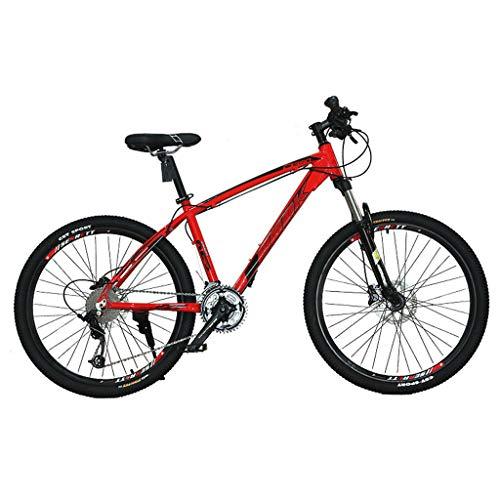XXL Bicicleta Montaña para Adultos, 26 Pulgadas Marco de Al