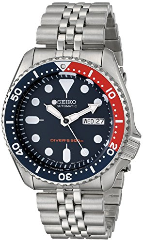 Seiko Men's SKX175 Automatic Dive Watch review