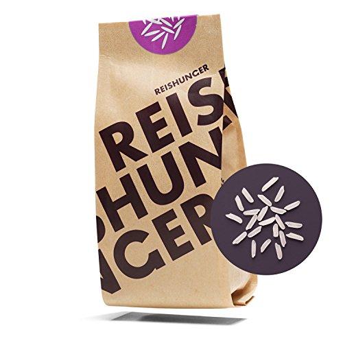 Reishunger Jasmin Reis, Premium Langkornreis aus Thailand - 9 kg (3 x 3 kg) - Sorte: Thai Hom Mali Duftreis - erhältlich in 200 g bis 9 kg – 100% Sortenrein