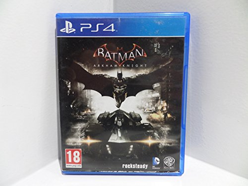 Batman: Arkham Knight (PS4)