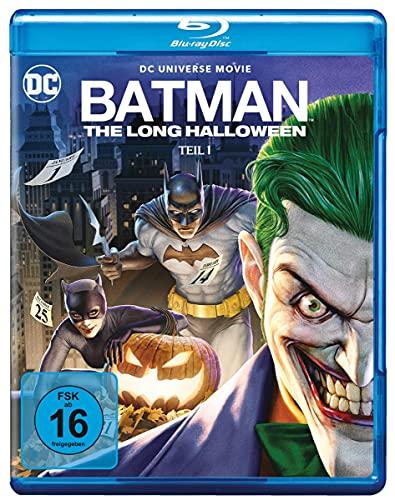 Batman: The Long Halloween - Teil 1 [Alemania] [Blu-ray]