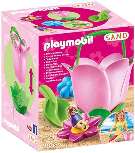 PLAYMOBIL Sand Cubo Flor partir de 2 años