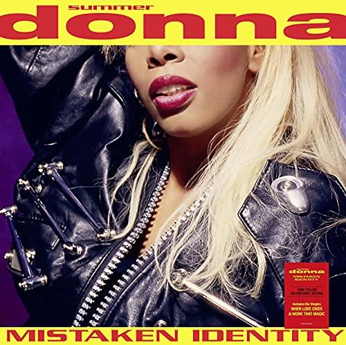 Mistaken Identity [180-Gram Translucent Yellow Colored Vinyl] [Disco de Vinil]