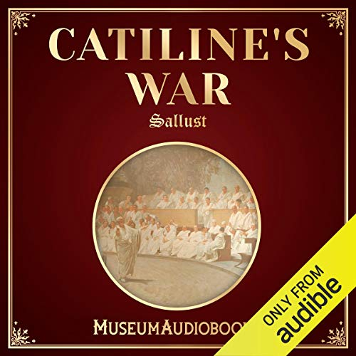Catiline's War  By  cover art