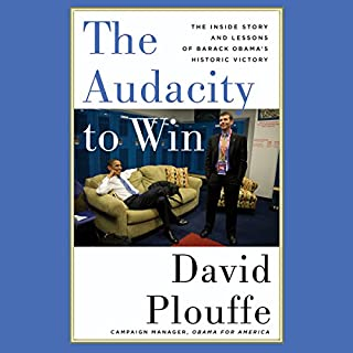 The Audacity to Win cover art