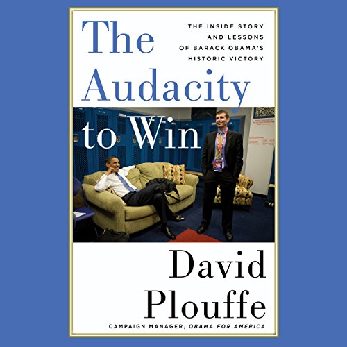 The Audacity to Win                   De :                                                                                                                                 David Plouffe                               Lu par :                                                                                                                                 Erik Davies                      Durée : 19 h et 23 min     Pas de notations     Global 0,0