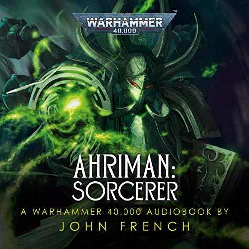 Ahriman: Sorcerer cover art