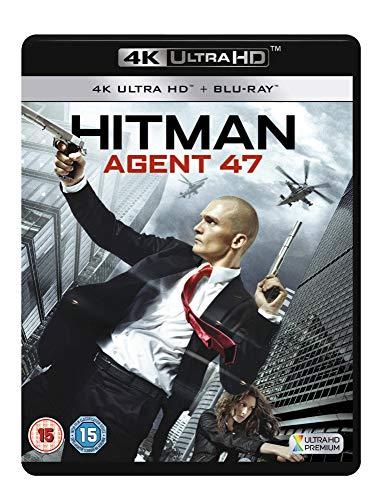 Hitman: Agent 47 [4K Ultra HD Blu-ray + Digital Copy + UV Copy] [2015] UK-Import, Sprache-Englisch.