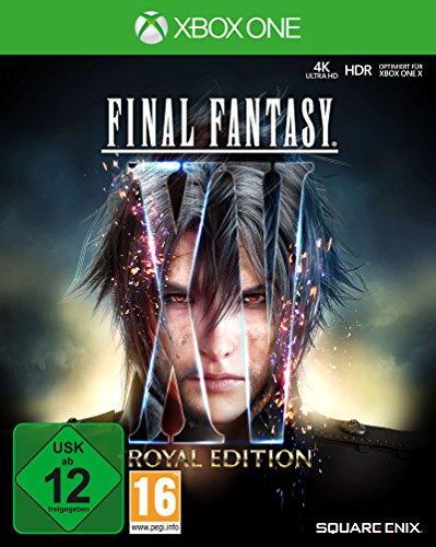Final Fantasy XV Royal Edition (XONE)