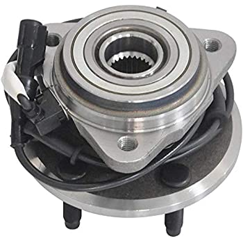 Amazon Com Brand New Both Front Wheel Hub And Bearing Assembly 97 01 Ford Explorer Mercury Mountaineer 01 05 Explorer Sport Trac 4x4 5 Lug W Abs Pair 515003 X2 Automotive
