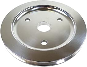 Best sbc single groove crank pulley Reviews