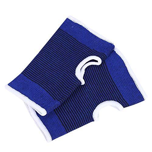 Protector de Palma,1 Par Guantes Gimnasio Hombre Pesas Ejercicio Medio Dedo Protector de Muñeca Antideslizantepesas Muñequeras Elásticas Baloncesto Fútbol Deportes Gimnasio para Hombre Mujer (azul)