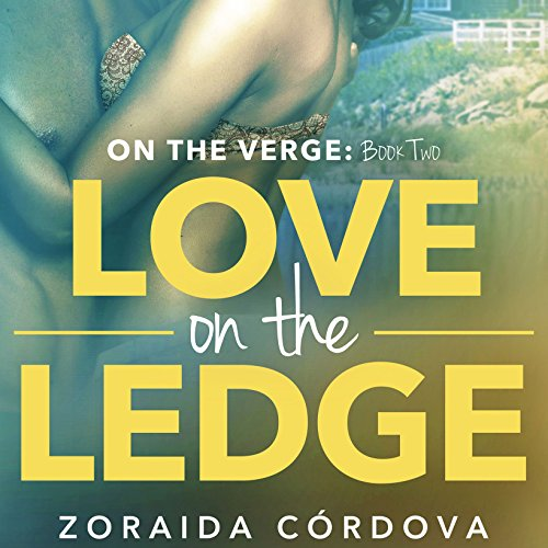 Love on the Ledge audiobook cover art