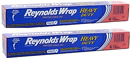 Ft Reynolds Wrap Aluminum Foil 75 Sq