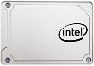 Intel SSD 545s Series (512GB, M.2 SATA, 64-Layer TLC 3D NAND)