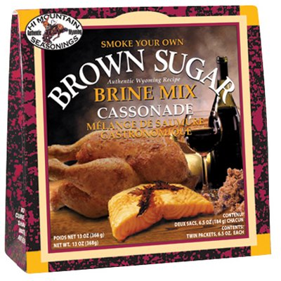 Hi Mountain Seasonings Brown Sugar Brine Max 90% OFF -- Grill Smoke Many popular brands or Mix