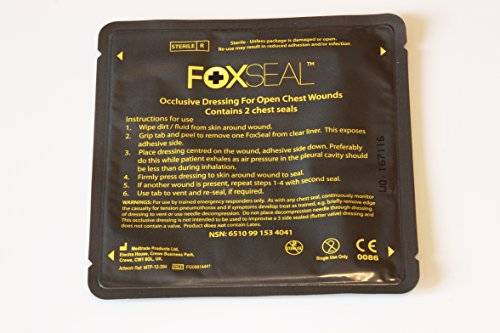 Fox Chest Seal Sello de Pecho de Zorro