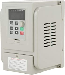 Simlug AC 220V 1.5KW Variable Frequency Drive VFD Speed Controller for 3-Phase AC Motor