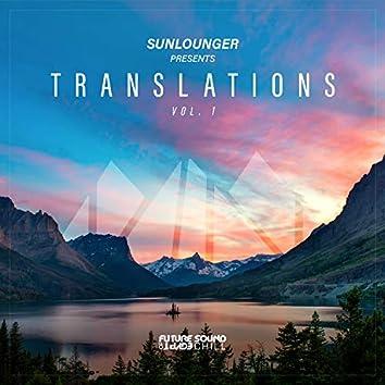 Translations, Vol. 1