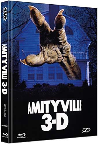 Amityville 3 - Amityville 3-D [Blu-Ray+DVD] - uncut - auf 333 Stück limitiertes Mediabook Cover B