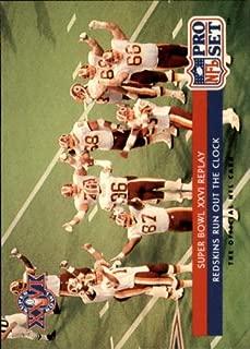 1992 Pro Set Football Card #72 Super Bowl XX