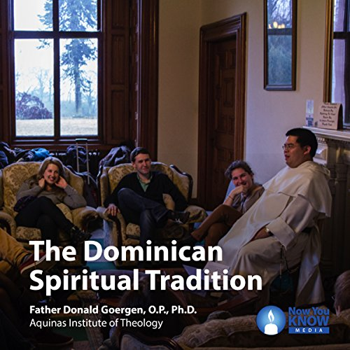 The Dominican Spiritual Tradition cover art