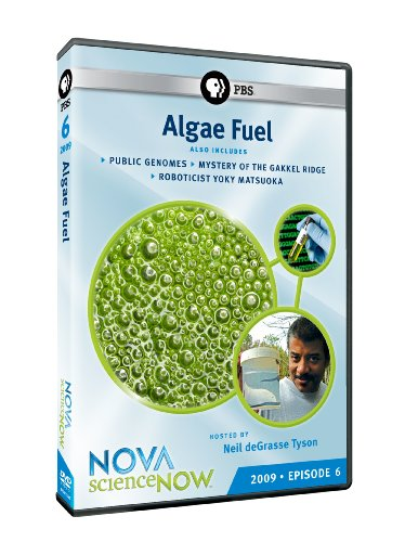 Nova: Science Now 2009 – Episode 6 – Algae Fuel [Importado]