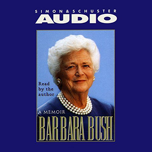 Barbara Bush audiobook cover art