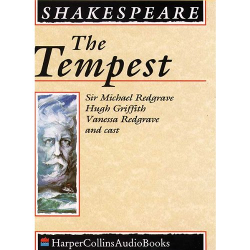 The Tempest  By  cover art