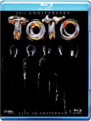 Toto - Live in Amsterdam [Blu-ray]