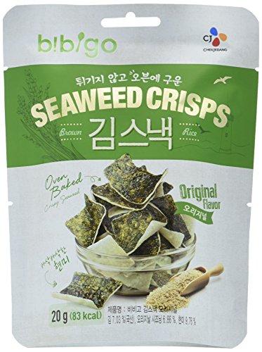 Seetang-Reis-Chips