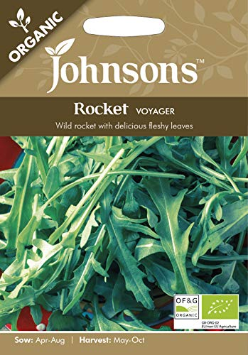 Johnsons UK/JO/VE Graines de voyage bio Rocket - 1