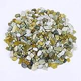 Crystal and Gemstone Rocks for Plants, Succulents, Fairy Garden Big...