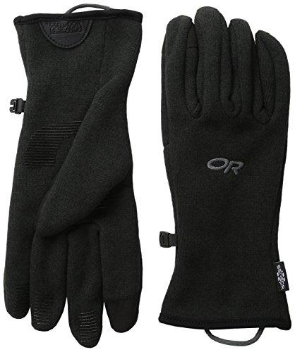 Outdoor Research Longhouse Sensor Gloves Men's black XL