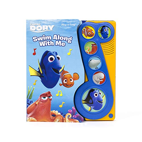 Disney Pixar - Finding Dory Swim Along With Me - Play-a-Song - PI Kids
