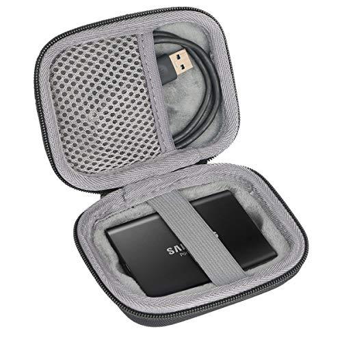 Hard Travel Case for Samsung T3 T5 Portable 250GB 500GB 1TB 2TB SSD...