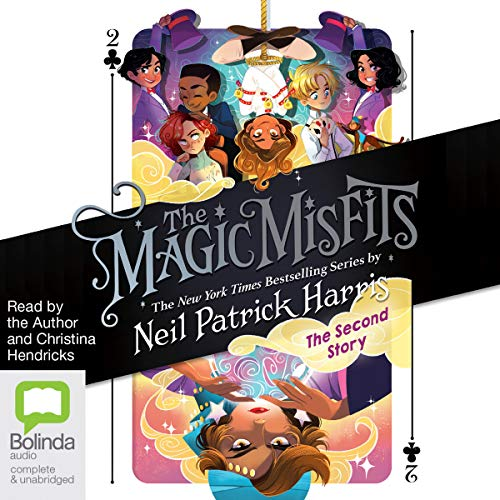 The Magic Misfits: The Second Story cover art