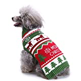 YICANG Puppy Dog Ugly Christmas Sweater Xmas Cosplay Costumes Clothes