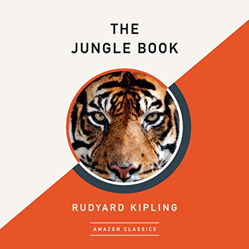 The Jungle Book (AmazonClassics Edition) audiobook cover art