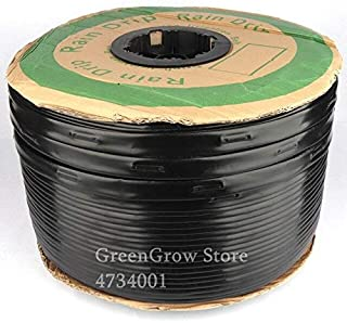 Garden Hoses & Reels - 1000m/Roll 16 * 0.2mm 2-Holes Space10~20cm Patch Type Irrigation Drip Tape Greenhouse Farm Water Sa...