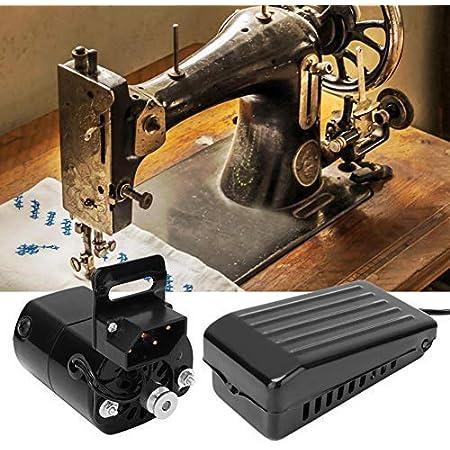 Machine à coudre pédale et connexion de boîte à travailler sur 95/% des machines