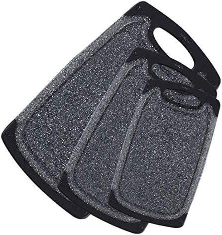 KIMIUP Kitchen Cutting Board Set of 3 Professional Chopping Boards Sets Dishwasher Safe Cutting product image