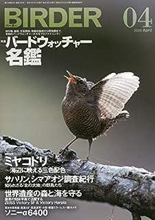 BIRDER(バーダー)2020年4月号 バードウォッチャー名鑑