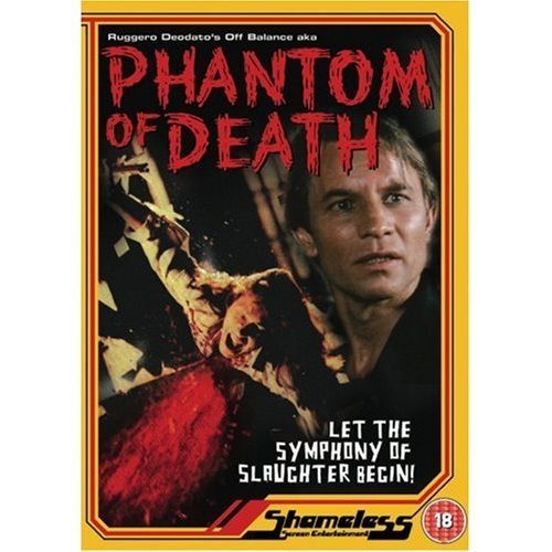 Der Tod wartet in Venedig / Phantom of Death [UK Import]