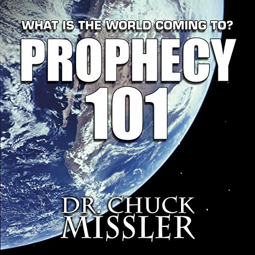 Prophecy 101 audiobook cover art