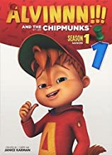 Alvin And the Chipmunks// Season 1 Vol.1